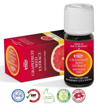 Натуральный швейцарский Экстракт грейпфрутовых косточек/Grapefruit Seed Extract VIVASAN Original 30мл GMP Sertified