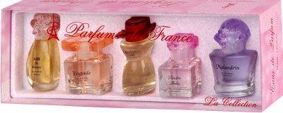 Набор миниатюр парфюмерной воды Charrier Parfums La Collection (3442070505417)