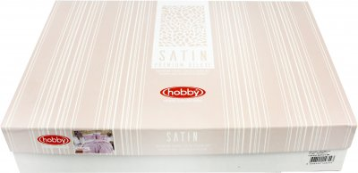 Комплект постельного белья Hobby Exclusive Sateen Amalia 200 х 220 см (8698499141223)