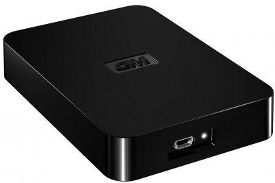 Жорсткий диск Western Digital Elements 500GB 5400rpm 8МВ (WDBAAR5000ABK)