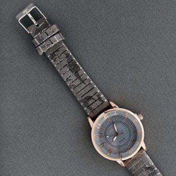 Классические Женские Часы Qulijia OL2-12 c Серым ремешком