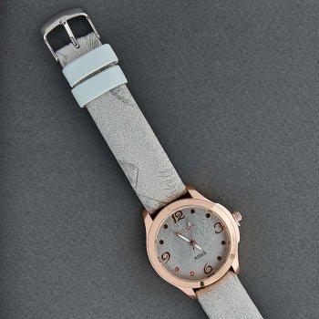 Классические Женские Часы Qulijia OL2-29 c Серым ремешком
