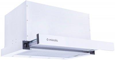 Вытяжка MINOLA HTL 5615 WH 1000 LED