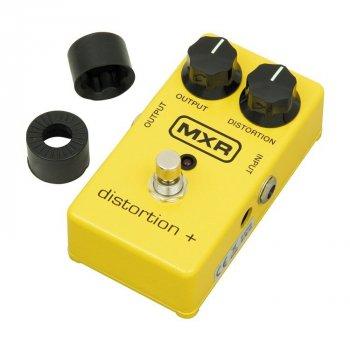 Гитарная педаль эффектов Dunlop MXR M104 Distortion+