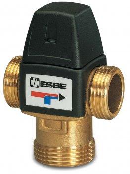 """Термостатичний змішувальний клапан Esbe ВТА 322 G 1"""" 30-70°С kvs 1,6"""