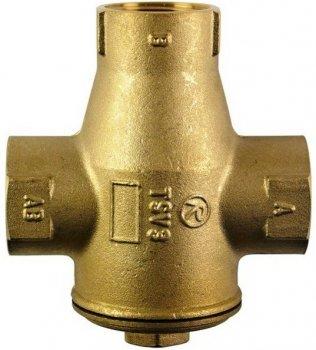 """Триходовий змішувальний клапан Regulus TSV3 B 55°C DN25 1"""""""