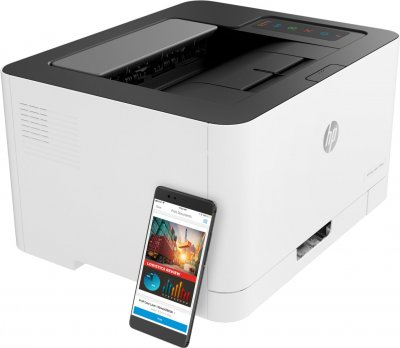 HP Color Laser 150nw with Wi-Fi (4ZB95A)