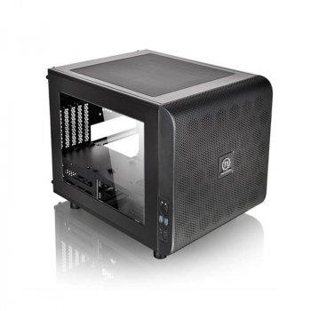 Корпус Thermaltake Core V21 Black без БП (CA-1D5-00S1WN-00)