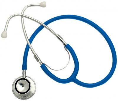 Стетоскоп LITTLE DOCTOR Prof-I (8887786300065_Blue)