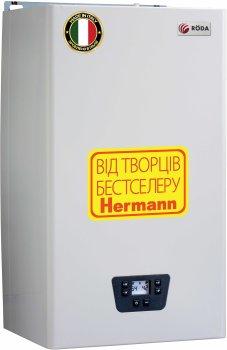 Котёл газовый RODA Micra 35KR + Коаксиальный комплект