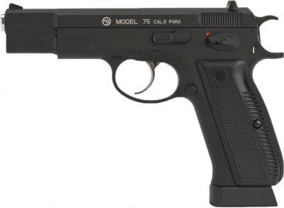 Пістолет пневматичний ASG CZ 75 Blowback (23702881)