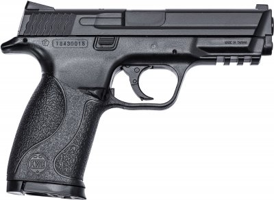 Пістолет пневматичний SAS S&W MP-40 (23703003)