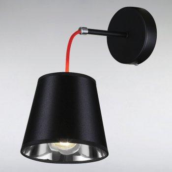 Бра Light House LS-13432B-1BK+ CR черное