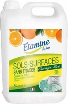 Средство для мытья полов и современных поверхностей Etamine du Lys 5 л (3538394511859)