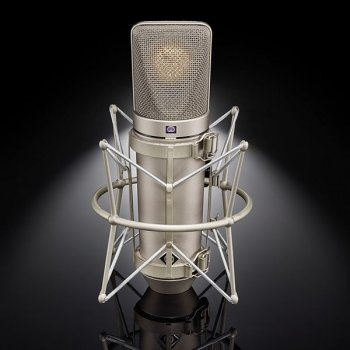 Мікрофон Neumann U 67 Set Nickel (008678)
