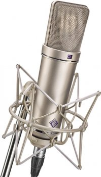 Мікрофон Neumann U 87 Ai Nickel (007022)