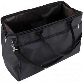 Дорожная сумка Traum 50 х 35 х 22 см Черная (7065-32)