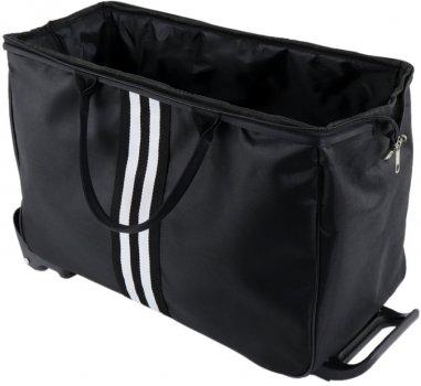 Дорожная сумка Traum 50 х 35 х 22 см Черная (7085-10)