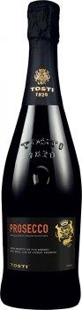 Вино игристое Tosti Prosecco D.O.C. белое екстрасухое 0.75 л 11% (8034042190759)