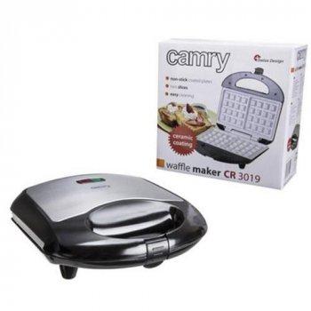 Вафельниця Camry CR 3019 ceramic