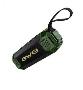 Портативна акустика Awei Bluetooth Y280 Green