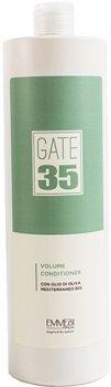 Кондиционер для объёма Emmebi Italia Gate 35 Oliva Bio Volume Conditioner 1 л (8032825918989)