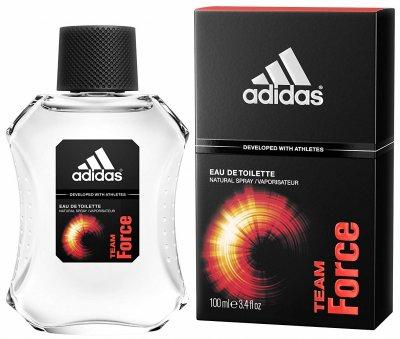 Туалетная вода для мужчин Adidas Team Force 100 мл (3607345397597/3412242510075)