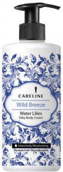 Крем для тіла Careline з ароматом латаття 400 мл (7290102992379)