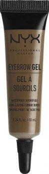 Гель для брів NYX Professional Makeup Eyebrow Gel 03 Brunette 10 мл (800897831561)
