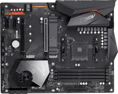 Материнська плата Gigabyte X570 Aorus Elite (sAM4, AMD X570, PCI-Ex16)