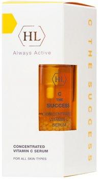 Сыворотка для лица Holy Land C The Success Concentrated Vitamin C Serum 30 мл (7290101320609)