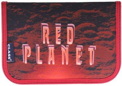 Пенал Class Mars 1 отделение пустой (99007/8591662990072)
