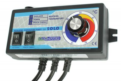 Контроллер для циркуляционного насоса KOM-STER SOLO
