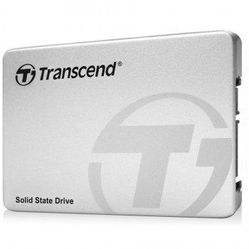 "Накопичувач SSD 120GB Transcend SSD220 2.5"" SATA III TLC (TS120GSSD220S)"