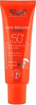 Солнцезащитный флюид SVR Sun Secure Dry Touch Fluid SPF 50+ 50 мл (3401360167780)