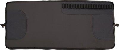 Чехол Shaptala для помпового ружья с патронташем 105 см Черный (152-1)