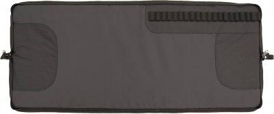 Чехол Shaptala для помпового ружья с патронташем 110 см Черный (153-1)