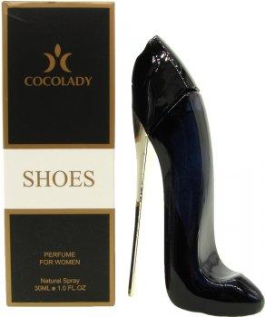 Парфюмированная вода для женщин Cocolady Shoes 30 мл (4820218790991)