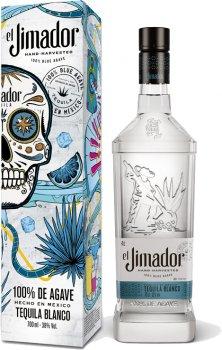 Текила El Jimador Blanco 0.7 л 38% (5099873714188)