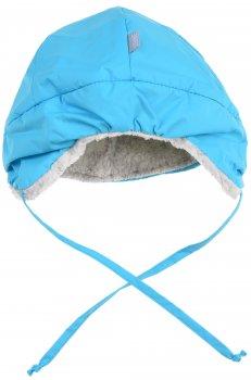 Зимняя шапка-ушанка Lenne 19782/635 48 см Бирюзовая (4741578367824)