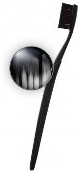 Зубная щетка Splat Professional Whitening Hard Черная (4603014006646)