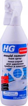 Піна-спрей для видалення грибка та цвілі HG 500 мл (8711577223915)