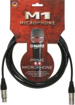 Кабель мікрофонний Klotz M1 Prime Microphone Cable 5 м (228270)