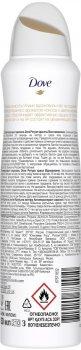 Антиперспирант-aэрозоль Dove Ритуал Красоты Восстановление 150 мл (8717163714850)
