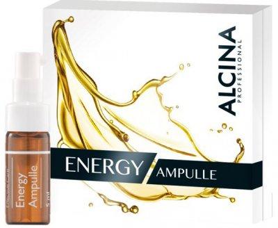 Ампула для лица Alcina Energy Ampulle энергетическая с Q10 5 мл (345790100)