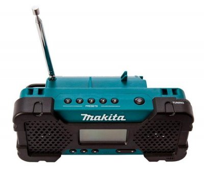 Акумуляторний радіоприймач Makita MR051 (Без АКБ і ЗУ)