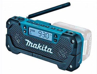 Акумуляторний радіоприймач Makita DEAMR052 (Без АКБ і ЗУ)