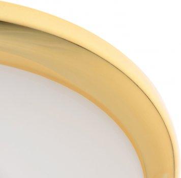 Світильник настінно-стельовий Brille W-155/3GD (171252)