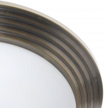 Світильник настінно-стельовий Brille W-156/2AB (171256)