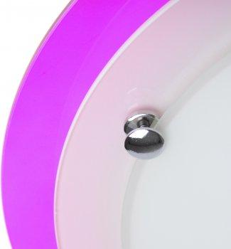 Світильник настінно-стельовий Brille W-188/2 PK (171313)